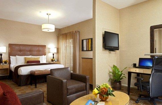 Elan Hotel - Suite junior