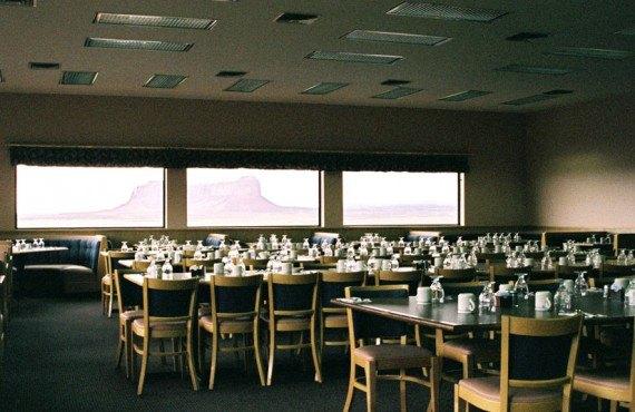 Goulging Lodge - Salle à manger