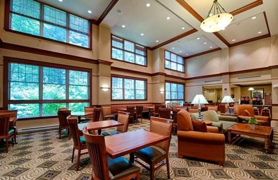 Hampton Inn North Conway - Lobby