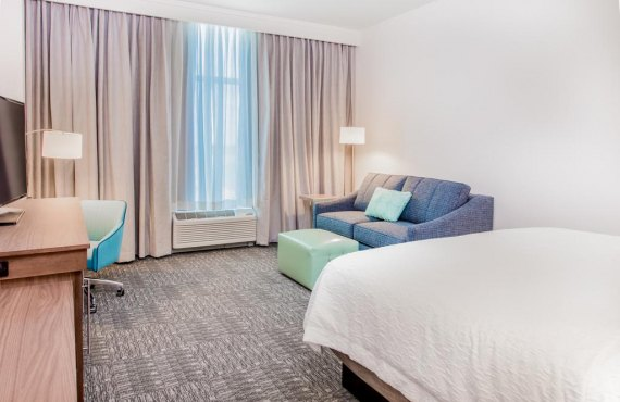 1 bed room