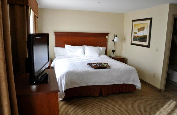 Hampton Inn Rock Springs - Chambre