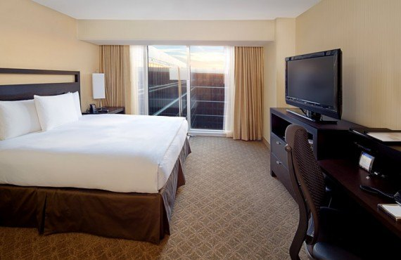 Hilton Anaheim - Chambre