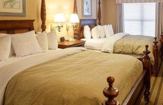 Homewood Suites Pensacola - Chambre 2 lits