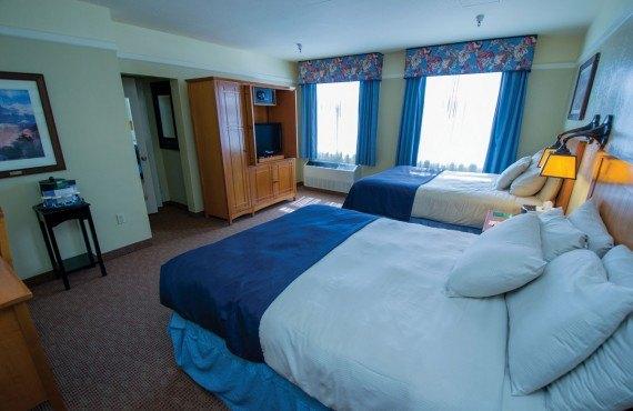 Hôtel El Tovar - Chambre 2 lits Queen