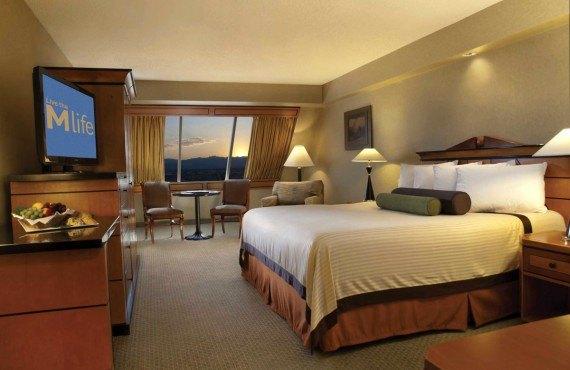 Hôtel Luxor - Chambre lit King