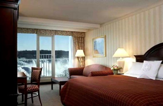 Sheraton on the Falls - Chambre