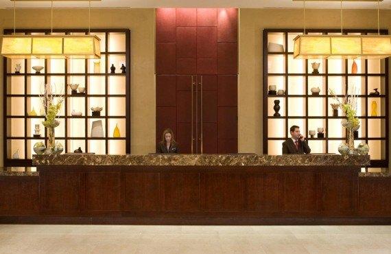 Intercontinental Boston - Réception