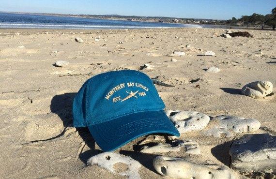 La plage, Bay de Monterey