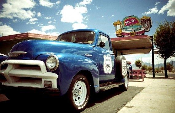 Kingman, au coeur de la Route 66
