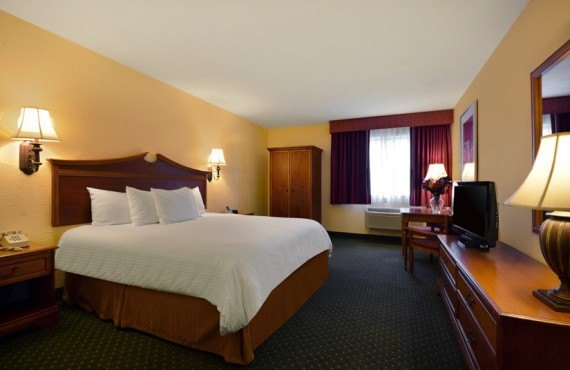 Mainstay Hotel - Chambre lit King