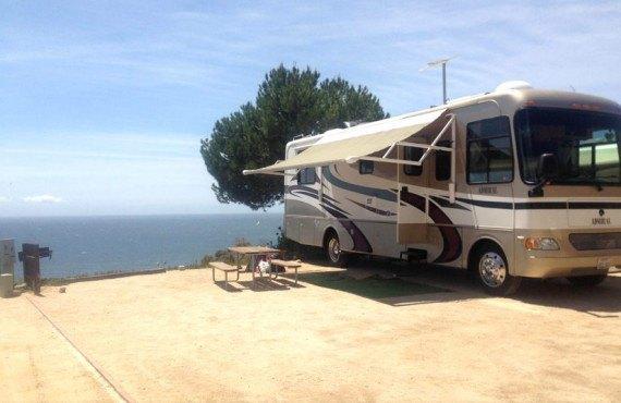 Emplacement au bord de la mer - Malibu Beach