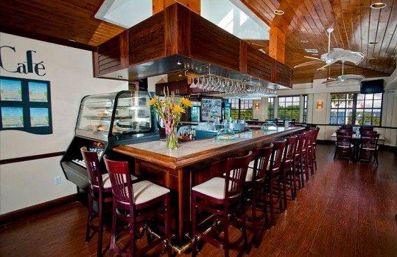 Ocean Pointe Suites - Café-restaurant
