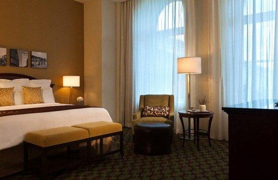 Philadelphia Marriott Downtown - Chambre