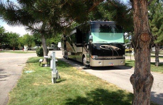 Salt Lake City Koa - Camping-car