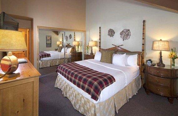 Sierra Nevada Resort - Chambre