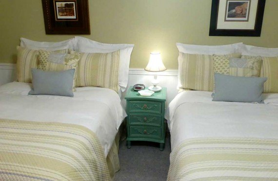 Spring Manor - Chambre 2 lits