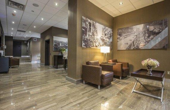 The Saint James Hotel - Lobby