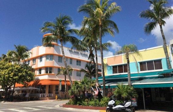 Tour de ville guidé en français, Miami, FL