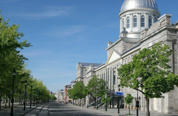 Marche Bonsecours