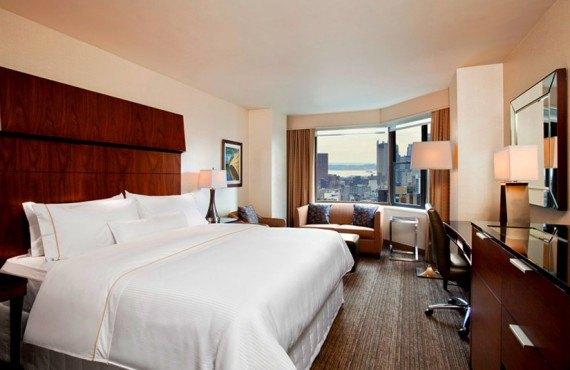Westin Grand Central - Chambre Premium