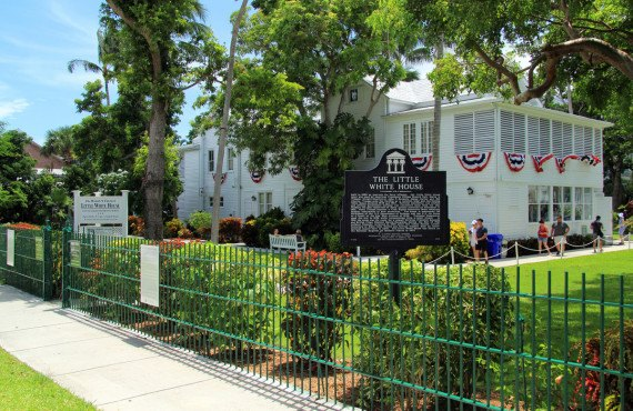 Harry S. Truman Little White House- ©Credits Wilsilver77