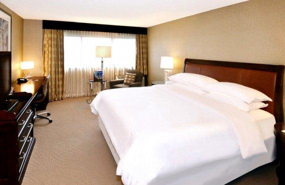 201 Philadelphie Hotel - Chambre