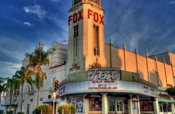 Le Fox Theater - © AdobeStock, Beckpics