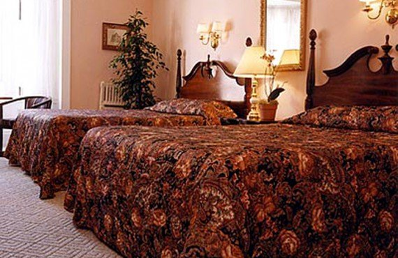 Beresford Arms Hotel - Chambre 2 lits