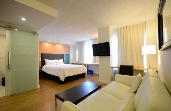 Hôtel Bond Place - Suite Junior