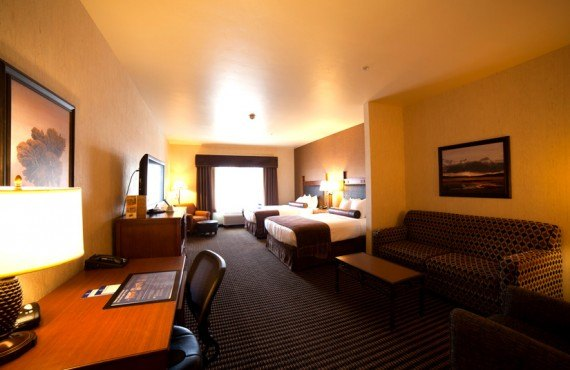 Best Western Bryce Canyon - Suite 2 lits Queen