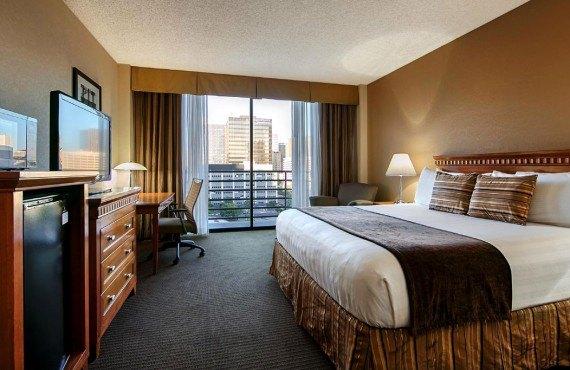 Best Western Plus Bayside Inn - Chambre lit King