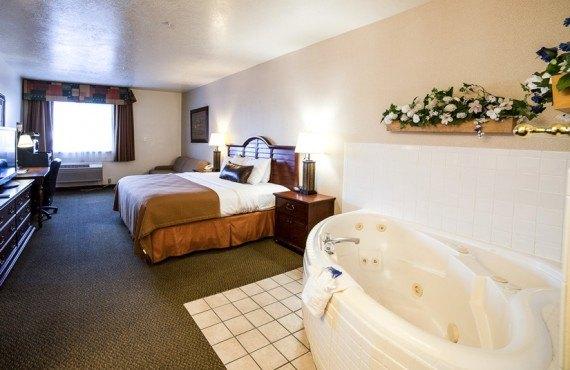 Best Western Ruby's Inn - Suite avec Spa