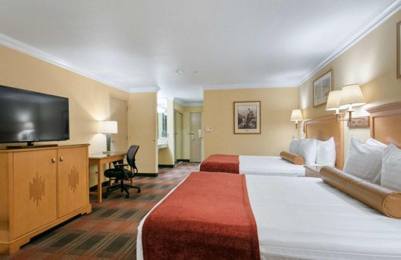 Best Western Squire Inn-Chambre 2 lits