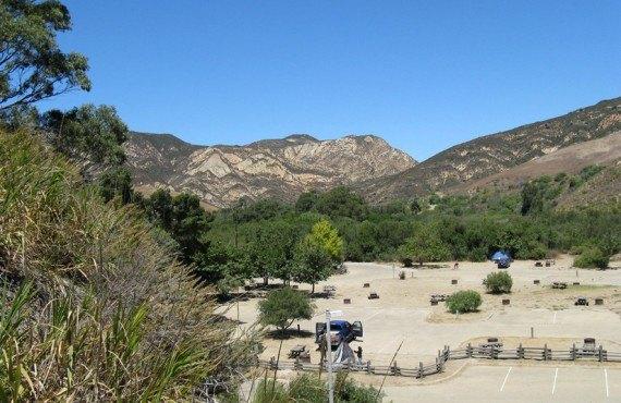 Camping Gaviota - Vue panoramique