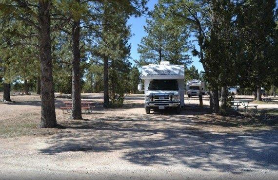 Camping Ruby's Inn