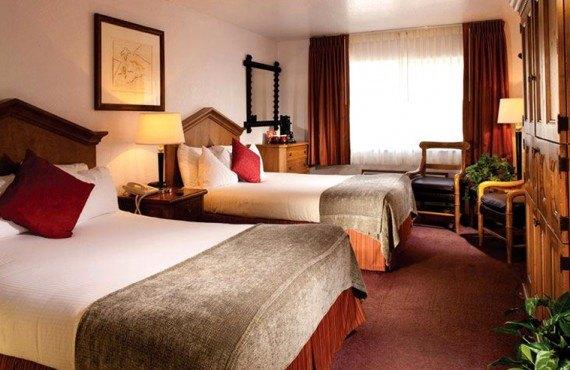 Canyon Plaza Resort - Chambre 2 lits