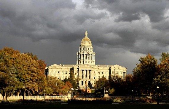 Le Capitole de Denver, Colorado