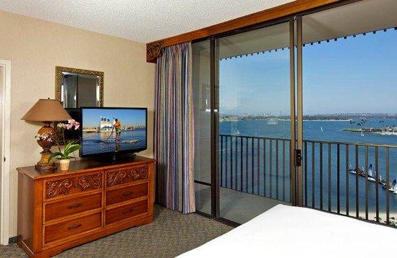 Catamaran Resort Hotel - Chambre vue sur l'Océan