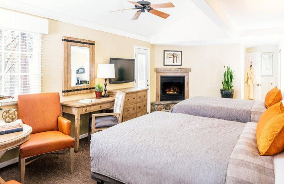 Tenaya Lodge - Chambre cottage
