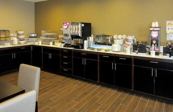 Comfort Inn & Suites Vernal - Petit-déjeuner