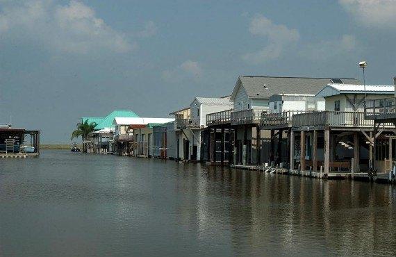 Crocodrie, Louisiane