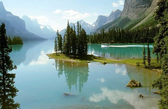 Le Lac Maligne