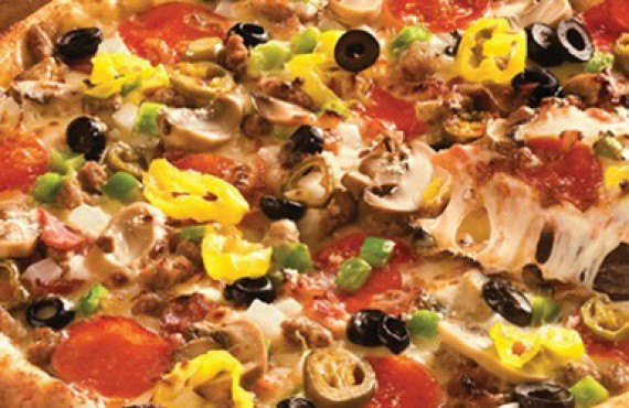 Possible de faire livrer de la pizza à votre terrain