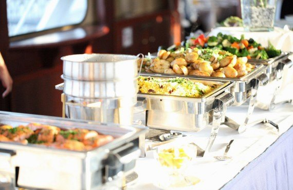 Diner croisiere Vancouver - Buffet