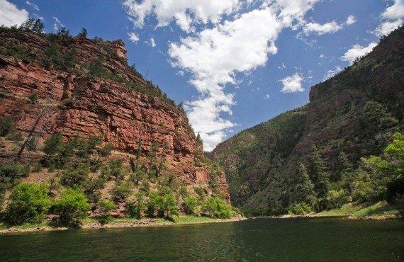 La rivière Green