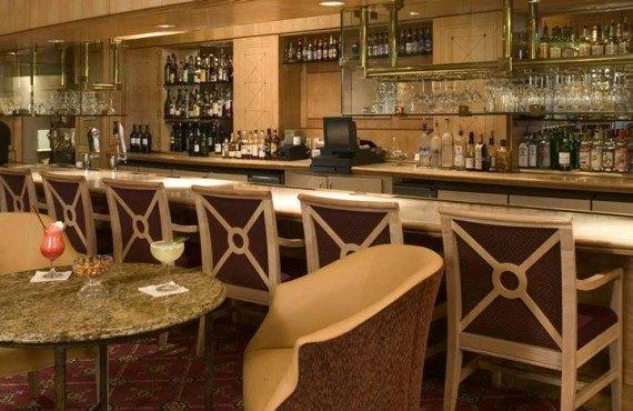 Doubletree Denver - Lobby lounge