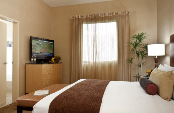 Elan Hotel - Chambre exécutive lit King