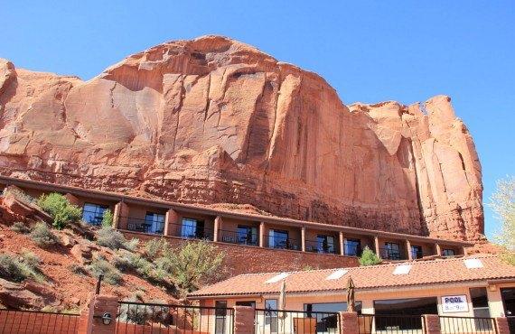 Goulging Lodge - Monument Valley, Utah