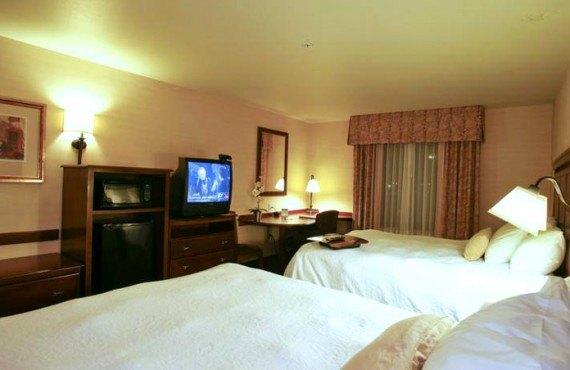 Hampton Inn Kingman - Chambre 2 lits