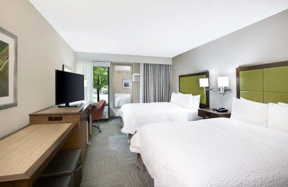 hampton-inn-lancaster-chambre-2-lits